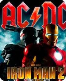 """Nuevo Disco de AC/DC: """"AC/DC: Iron man 2″"""