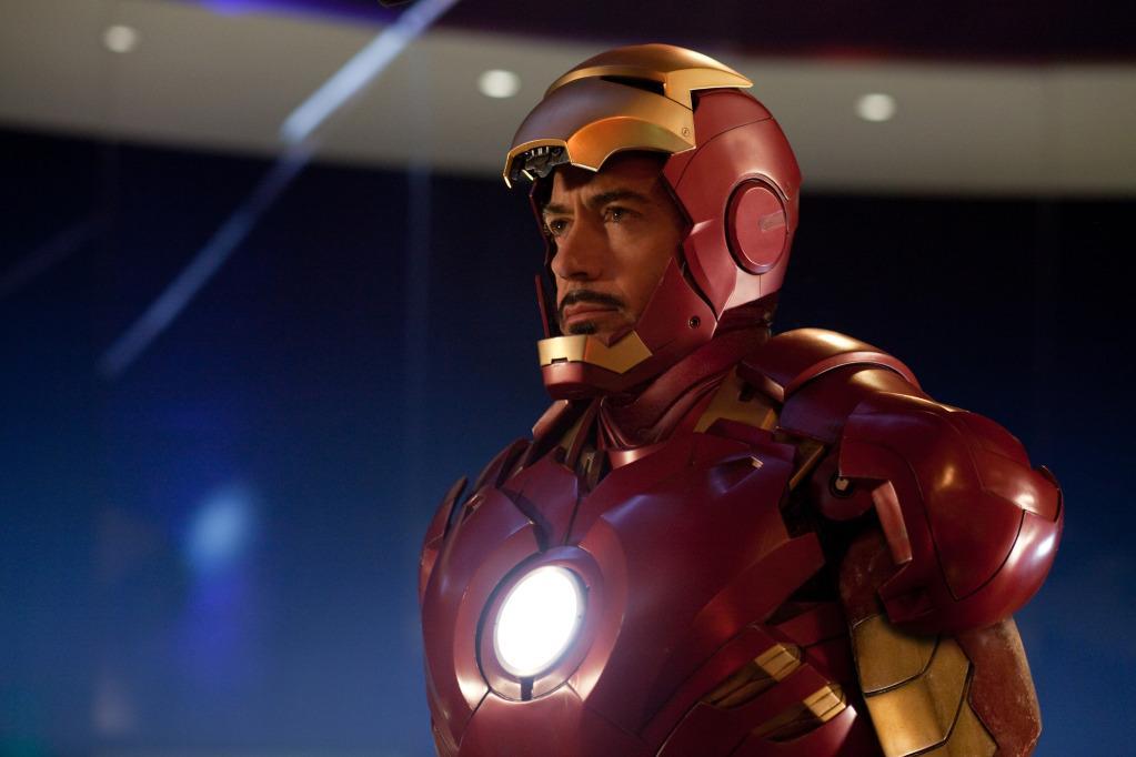 Más imágenes de Iron Man 2
