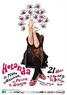 Holanda el placer de dibujar, expo de Javier Mariscal y Joost Swarte en el  FAD