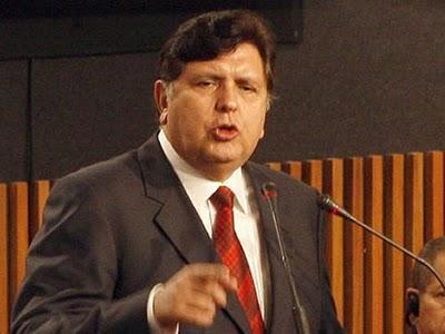 ¿Perú Puede crecer hasta 8% este año 2010? Declaraciones del Dr. Alan García
