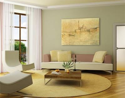 Decoratelacasa blog de decoraci n cuadros decorativos - Cuadros decorativos para habitaciones ...