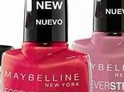 Esmaltes uñas 'forever strong' Maybelline