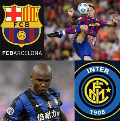 INTER - F.C.BARCELONA. La previa.
