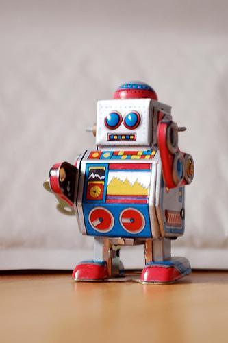 Robot por genewolf.