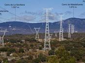 línea Alta Tensión (MAT) 400.000 voltios, sigue avanzando hacia Sierra Guadarrama