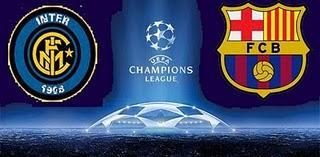 INTER DE MILAN  vs FC BARCELONA