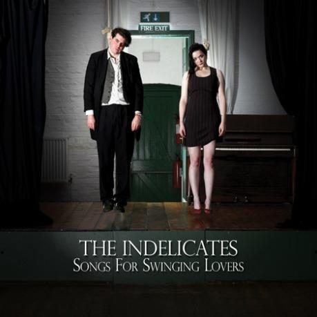 "The Indelicates presentan ""Songs For Swinging Lovers"""