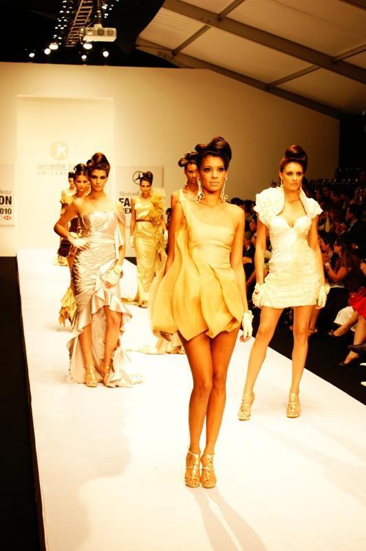 Los 12 nuevos apóstoles @Mercedes Benz Fashion