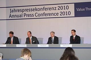 Boehringer Ingelheim crece más rápido que el mercado farmacéutico por décimo año consecutivo