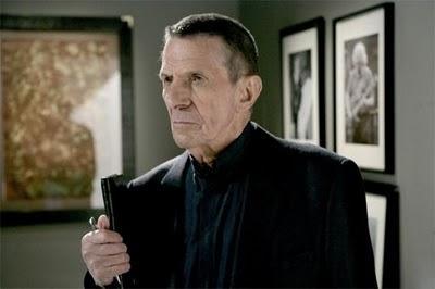 Leonard Nimoy no aparecerá en Star Trek 2 , que se rodará a principios de año