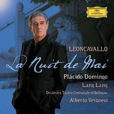La nuit de mai de Leoncavallo por Plácido Domingo en DG