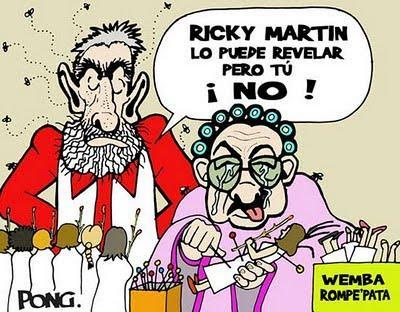 Raúl Castro se come la galleta.