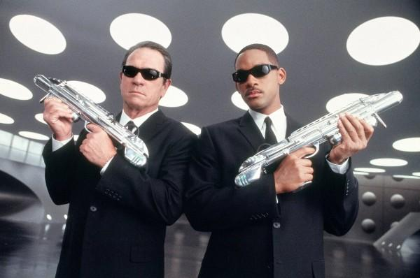 Will Smith y Tommy Lee Jones estarán en Men In Black 3