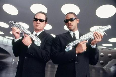 Will Smith y Tommy Lee Jones estarán en Men In Black 3