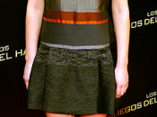 Jennifer Lawrence Madrid vestida Victoria Beckham