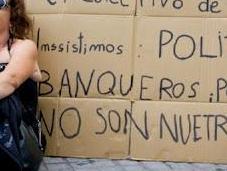 Prostitutas lujo Madrid niegan tener sexo banqueros protesta contra sistema financiero
