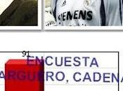 Casillas golea mourinho encuesta cadena