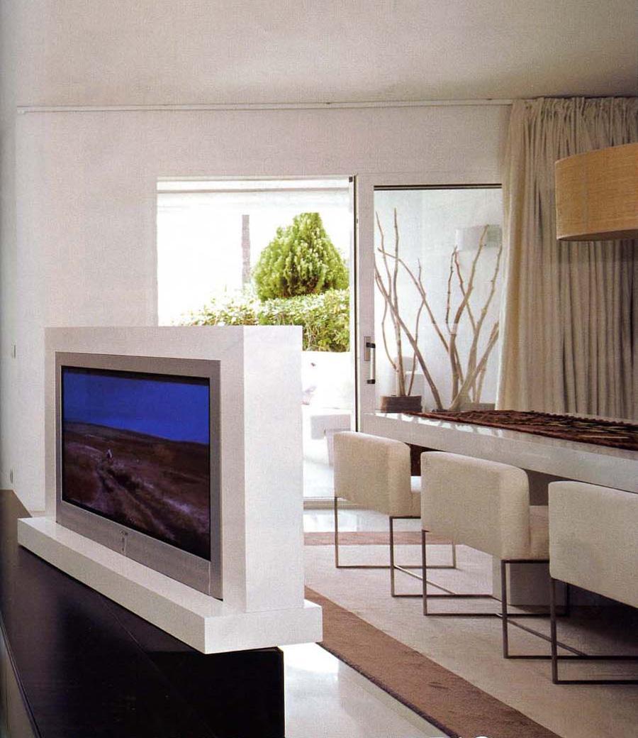 Interiorismo a cero para el apartamento situado en puerto for Programas de interiorismo