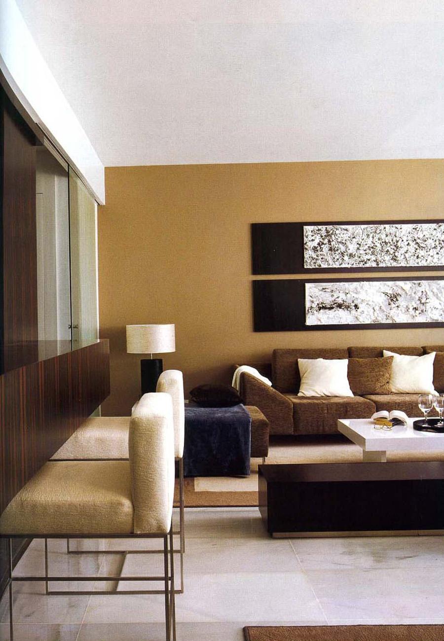 Interiorismo a cero para el apartamento situado en puerto ban s marbella m laga paperblog - Interiorismo malaga ...