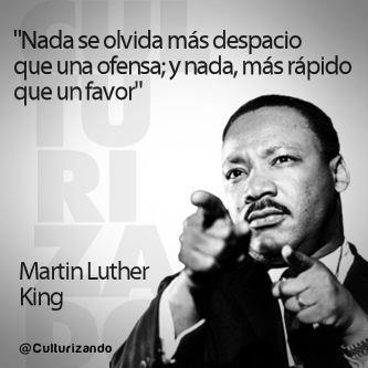 Citas de Martin Luther King » Página 1   Citas y frases