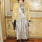 TOD'S Signature Event at the Italian Embassy in PARIS