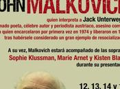 John Malkovich Comedia Infernal llegan México