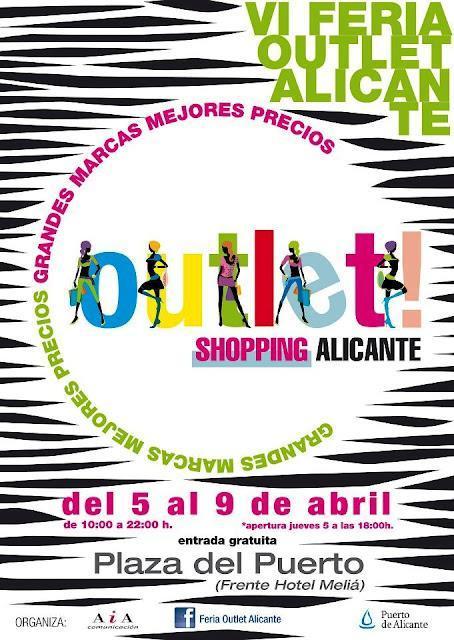Alicante. VI Feria Outlet de Alicante y III Mercado Pirata de Artesanía y Oficios 2012