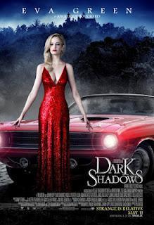 Dark Shadows: Nuevos pósters de los personajes