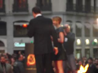 Jennifer Lawrence en Madrid (26-3-2012)