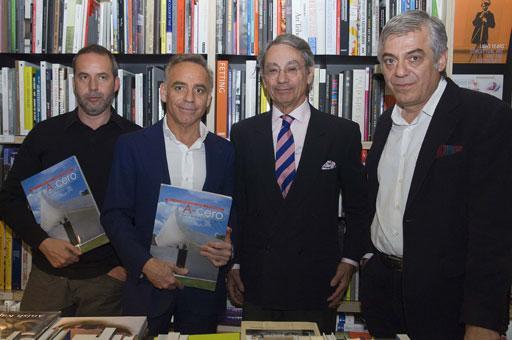 Presentaci n oficial del nuevo libro a cero 39 vivir en la - Rafael llamazares arquitecto ...