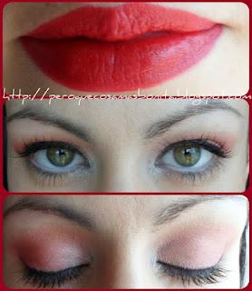 Concurso BeautyVictim: MAQUILLAJE ROJO + SHOCKING PINK = FRENCH KISS
