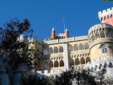 Sintra, ciudad portuguesa palacios