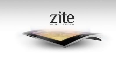 La revista digital Zite llega a Android