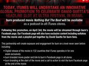 Burn iTunes presentan: Nothing beat, semana dedicada David Guetta