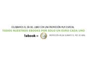 Promoción especial libro ebook euro