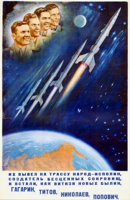 Carrera espacial soviética