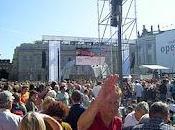 Berlín verano: muro, música clásica