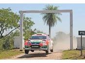 Coyote Villagra queda apasionante Rally Corrientes