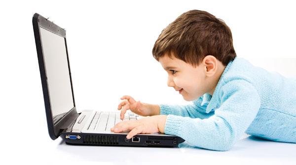 La infancia y la tecnología - Paperblog