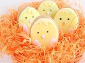 Galletas tartas Pascua