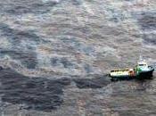 Nuevo derrame crudo costa afuera Janeiro