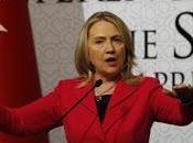 Clinton: EE.UU. mantendrá financiamiento grupos armados terroristas Siria