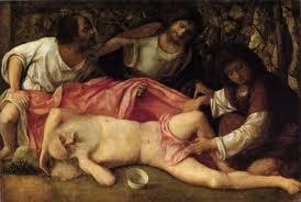 La primera borrachera en la Biblia