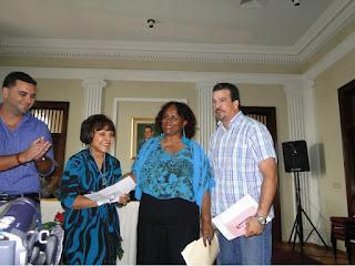 Grito de Mujer 2012. Humacao Puerto Rico