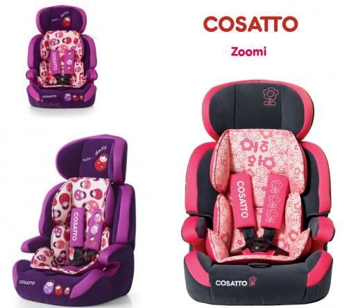 silla infantil de coche zoomi paperblog