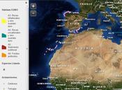 Oceana presenta mapa interactivo hábitats marinos españoles