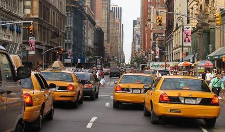 TECNOLOGÍA: iPod y celulares en los taxis de Nueva York