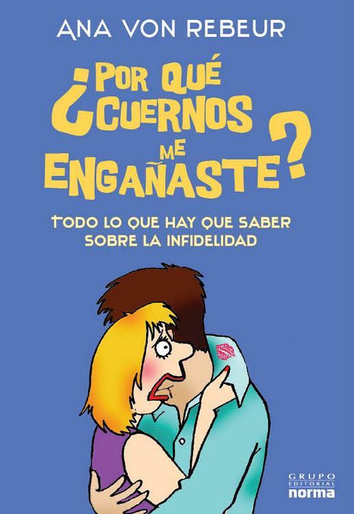 Atencion!!! Libro Para Detectar La Infidelidad Se Titula ¿Por que