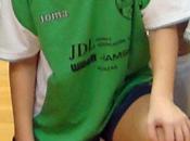 Andrea Marín campeona españa selección masculina alevín Murcia