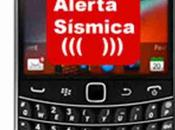 Disponible: Alerta Sismica v.1.0.17 (Recibe BlackBerry alertas sismos)